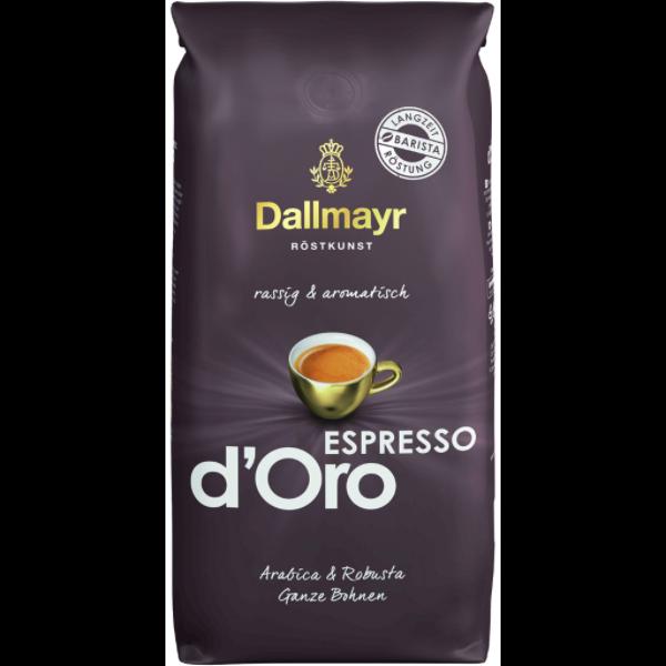 2e86b453c53 Dallmayr Espresso d'Oro - Parim kohvipood